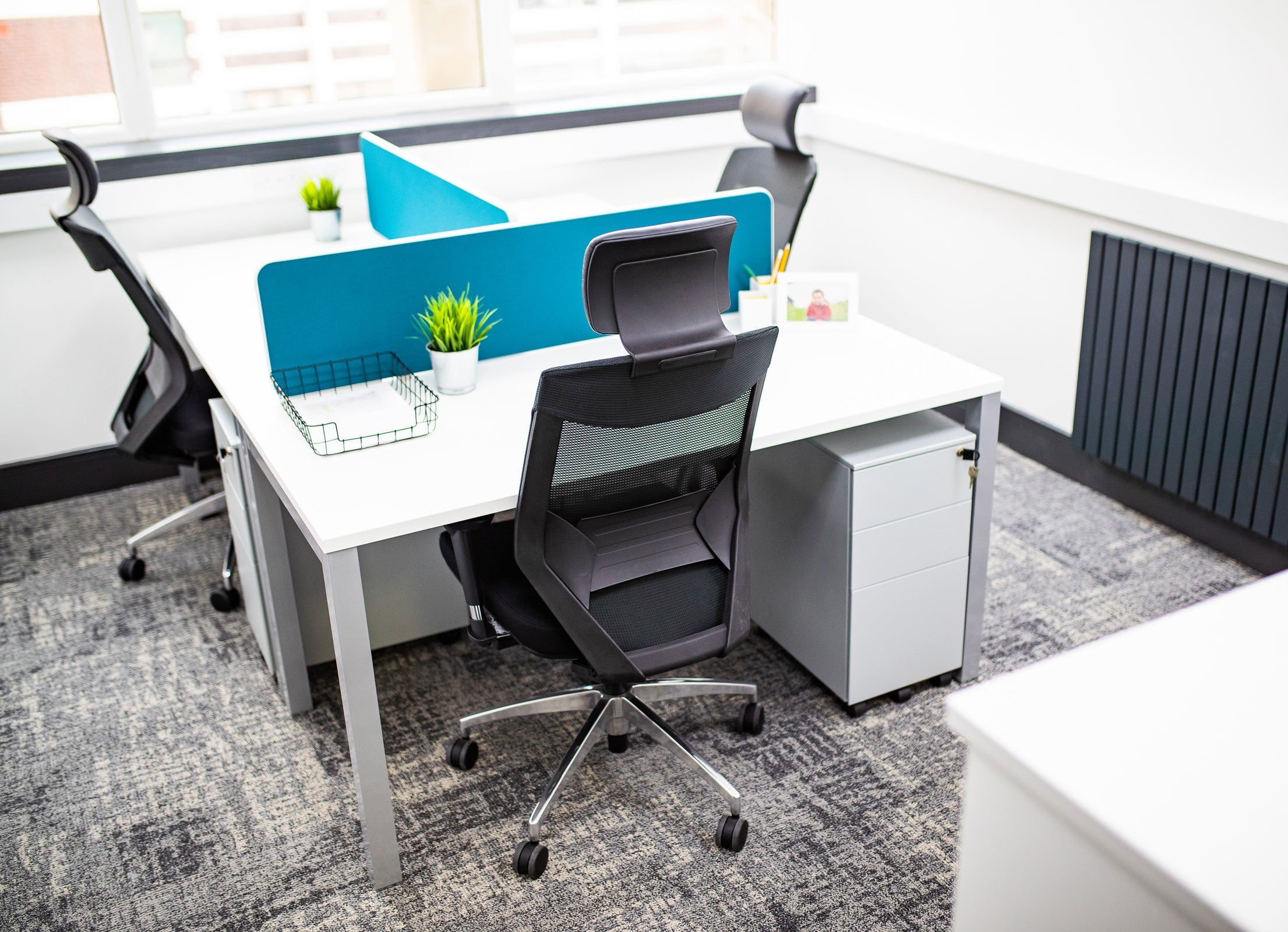 Small serviced office at The Outset
